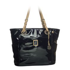 Love this cheaper, smaller version of a Michael Kors bag I have...this site is cool, you can style your own bag