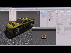 Creating a Mobile Optimized Vehicle in Unity - Unity Game Engine - YouTube