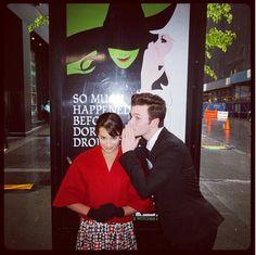 Lea and Chris ♥