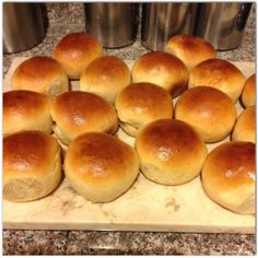 Tennis rolls are a sweet bread roll with notes of vanilla and citrus. Tennis rolls are often paired with cheddar cheese and enjoyed for breakfast. World Recipes, Gourmet Recipes, Cooking Recipes, Healthy Recipes, Bread Recipes, Vegetarian Recipes, Healthy Food, Guyana Food, Guyanese Recipes