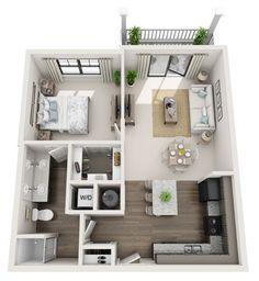 San Antonio Apartments | Floor Plans at Remington Ranch ...