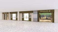 話題の新スポットGINZA SIXに国内最大級の品揃えを誇るロレックスの旗艦店がオープン