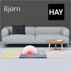 """Divan """"Bjorn"""" - Hay - 2500,00 €"""