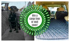Win a Plush Paws Cargo Liner or Pet Seat Cover -- $300 in Prizes!