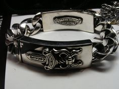 Chrome Hearts-just to dang sexy!