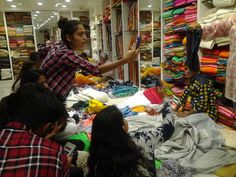 Students of DSK School of Fashion Design prepare for their upcoming projects with Market Surveys and study of Historical Designs, Art, Accessories, Craftsmanship, Colours, Traditions and Monuments in Pune.