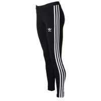 Womens adidas Originals 3-Stripes Leggings in black- the perfect workout accessory! #workout #adidas