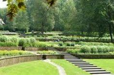 Steile Tuin, park Sonsbeek Arnhem