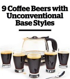 Coffee stout seems to be an omnipresent offering among American craft breweries, but generally speaking other beer styles are rarely used as the base of coffee beers—that is, until recently.