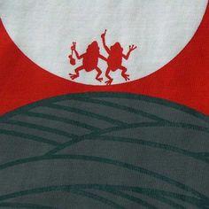 【はしご酒】 - 和柄Tシャツをモダンにアレンジ【Tシャツ工房三宝堂】