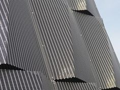 HAVER & BOECKER OHG / 3D | Tela metallica e tessuto metallico per facciata in metallo