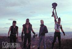 .Misfits with Glenn Danzig as lead singer