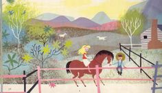mary blair farmyard