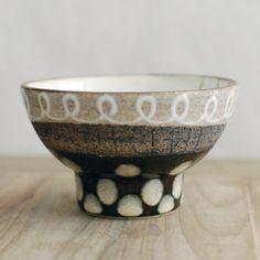 小林 美風 | kokoshi cafe 茶碗(ぐるぐる)