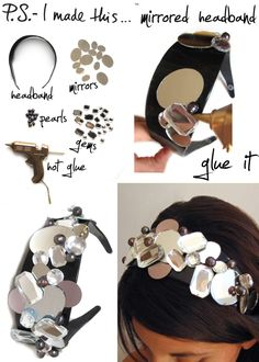 Cute DIY headband
