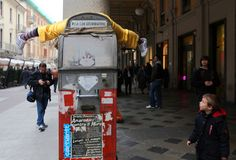 Bodies in Urban Space by Cie Wlli Dorner 5