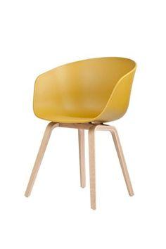 Ydee Gent - webshop Hay Chair AAC33 - warm mustard