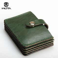 Wuta Card case Leather template  Clear Acrylic Leather Pattern 890