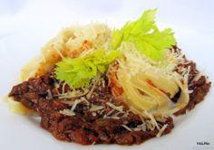 Nejedlé recepty: Ragù bolognese - boloňská omáčka