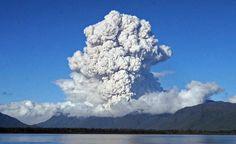 Chaiten Volcano – Chana, Chile (May 2008)