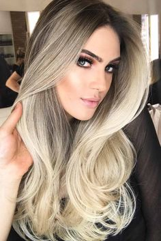 Blonde Shades for Beautiful Winter Look Picture 6