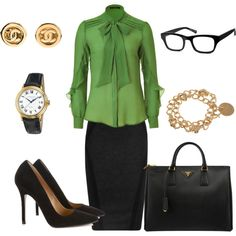 """""""Pencil Skirt 2"""" by djgauh on Polyvore"""