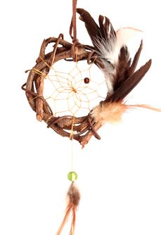 Handmade Twig Dream catcher From Tribal Impressions