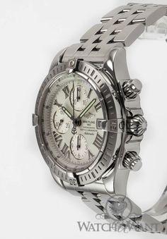 Breitling Windrider Chronomat Evolution Chronograph #NewArrivals