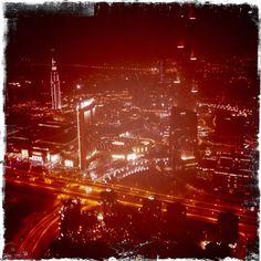 Dubai Mall via Hipstamatic £