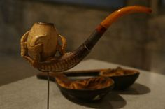 Pipe of Jefferson Davis, President of the Confederate States of America - 9GAG