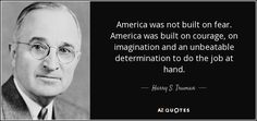 #HarryTruman #quotes