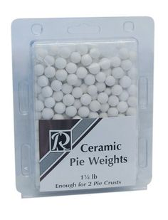 R and M 2723 More Than One Pound of Pie Weights ** Check this awesome product by going to the link at the image. Tart Pan, Pie Pan, Desserts Around The World, Quiche Pan, Sweet Paul, Tart Shells, Weight Set, One Pound, Pie Shell