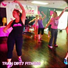image - TDF Certification Photos - Train Dirty Fitness