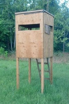 Free plans- 12' wood tower stand