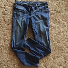 Skinny jeans from target Worn once Mossimo Supply Co Jeans Skinny
