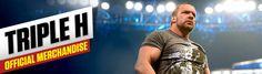WWEShop: Triple H Official Merchandise