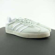 reputable site dc3c8 1c74f Adidas Gazelle Womens Shoes Suede Mint Green Size 10 BY9034 fashion  clothing shoes accessories womensshoes athleticshoes (ebay link)