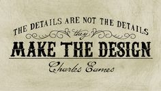 Charles Eames - Design