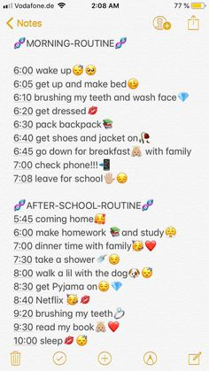 Best Picture For relaxing Night Routine For Your Taste You are looking for something, and it is goin School Routine For Teens, Morning Routine School, Healthy Morning Routine, School Routines, Life Hacks For School, Night Routine, Daily Routines, School Tips, Routine Quotes