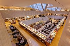 Academic Bookshop, Helsinki. It's designed by Alvar Aalto, probably the most successful Finnish architect. FULL SCREEN