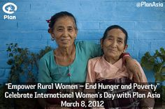 International Women's Day is March 8. Pin the day!