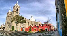moquegua catedral y centro historico