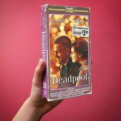 Film récent en version VHS -