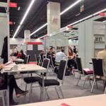 Frankfurt Book Fair 2013 - LitAg / Agents Center