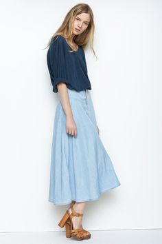 5 Outfits To Try: Extra-Wide Pants, Extra-Long Skirts,