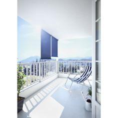 Store de balcon Balcony PRIMO, larg 0.9m x avancée de toile 3m