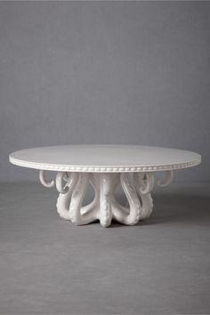 Tentacled cake stand | BHLDN >> Wow!