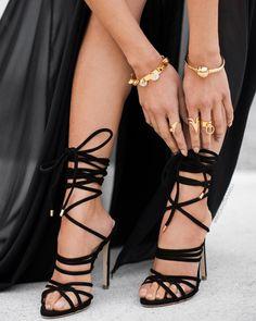 Micah Gianneli stylish heels!