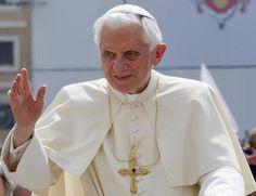 """Buch """"Letzte Gespräche"""" über Papst Benedikt XVI."""