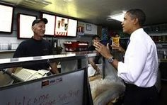 Even President Obama knows what's up with Tastee Subs in Edison, NJ.